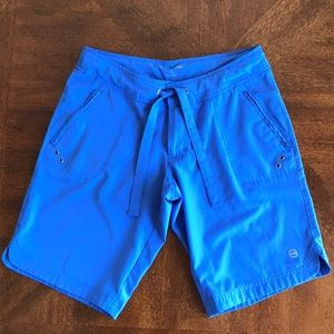 Free Country blue bermuda shorts size S (4/6) EUC